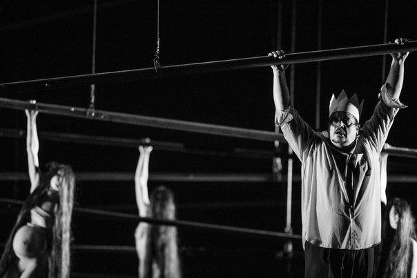 спектакль «Макбет» в Театре «Балтийский дом»