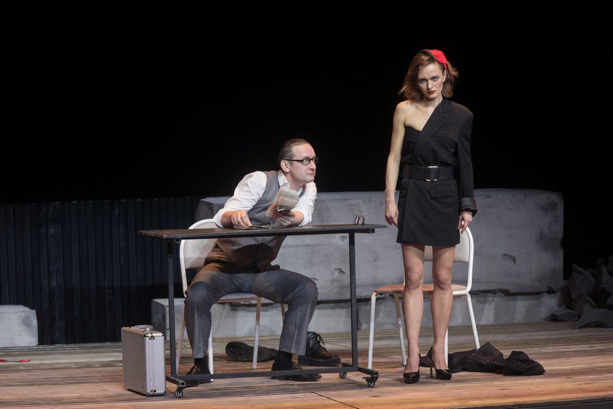 Спектакль «Шутники» в Театре «Сатирикон» фото 5