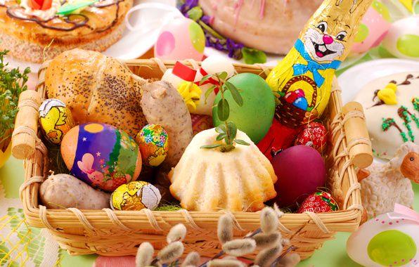 праздничные пасхальные картинки