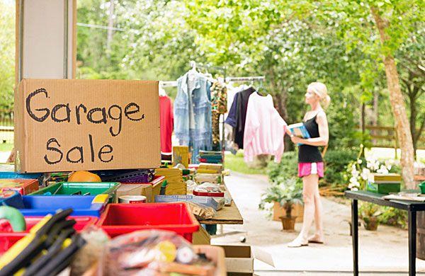 top five yard sale advertising tips