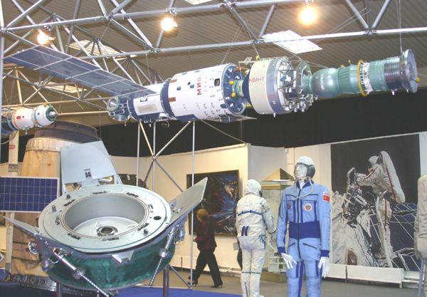 Постоянная экспозиция Музея космонавтики фото 1
