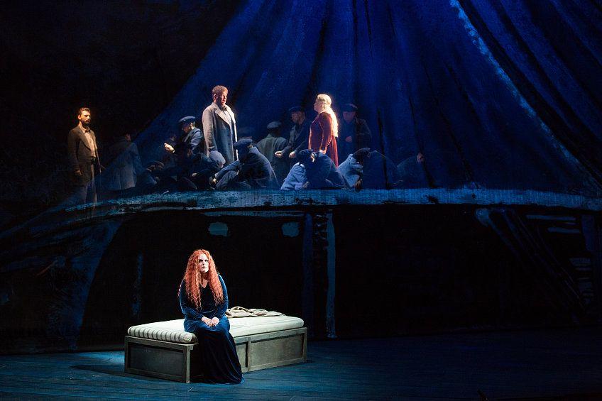 Спектакль «Тристан и Изольда» Р. Вагнера в Театре «Новая Опера» фото 7
