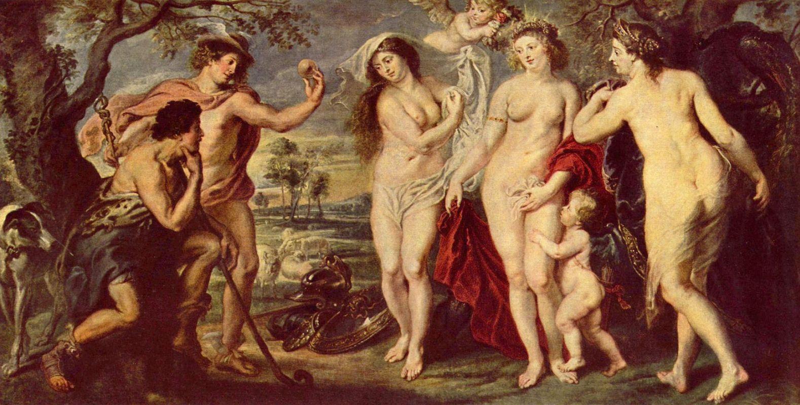 лекция «Искусство Фландрии XVII века. Рубенс»