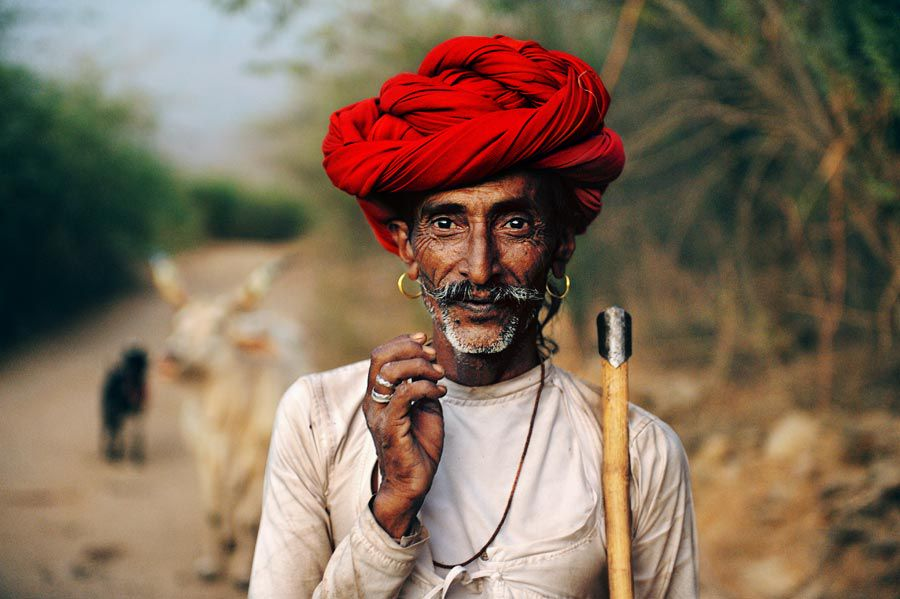 "Steve McCurry Exhibition ""India"" New York 2015"