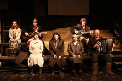 Спектакль «Магадан. Кабаре» в Театре «Около дома Станиславского» фото 1
