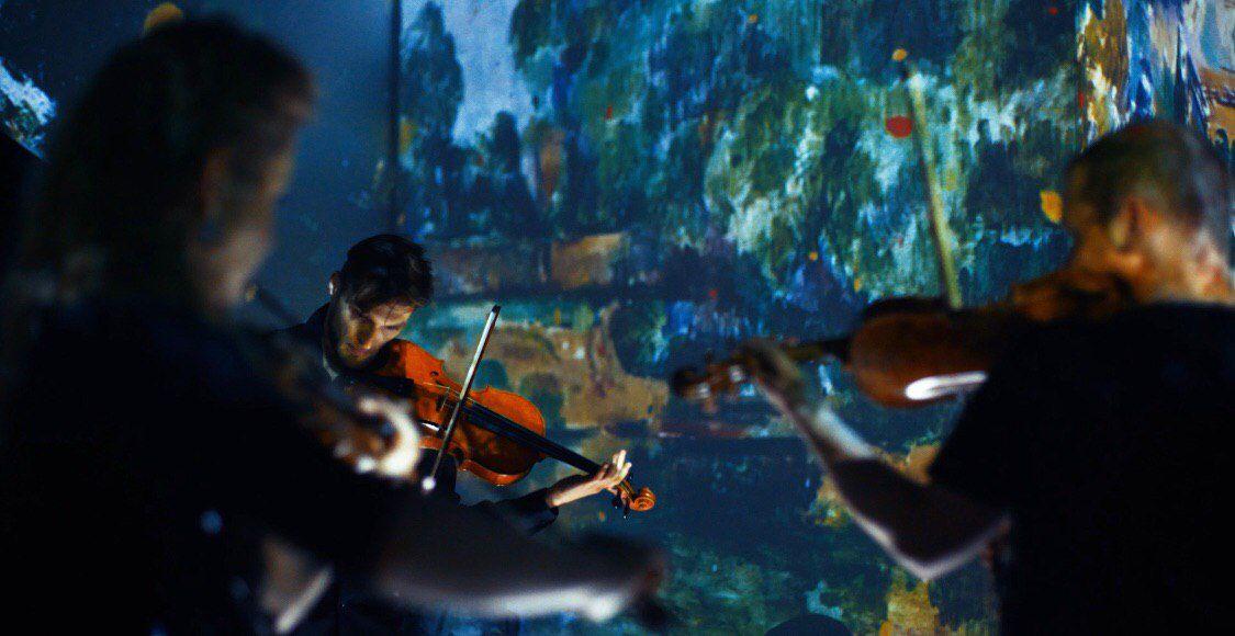 Мультимедийная выставка «Моне — Ван Гог — Кандинский. Революция в искусстве» фото 4