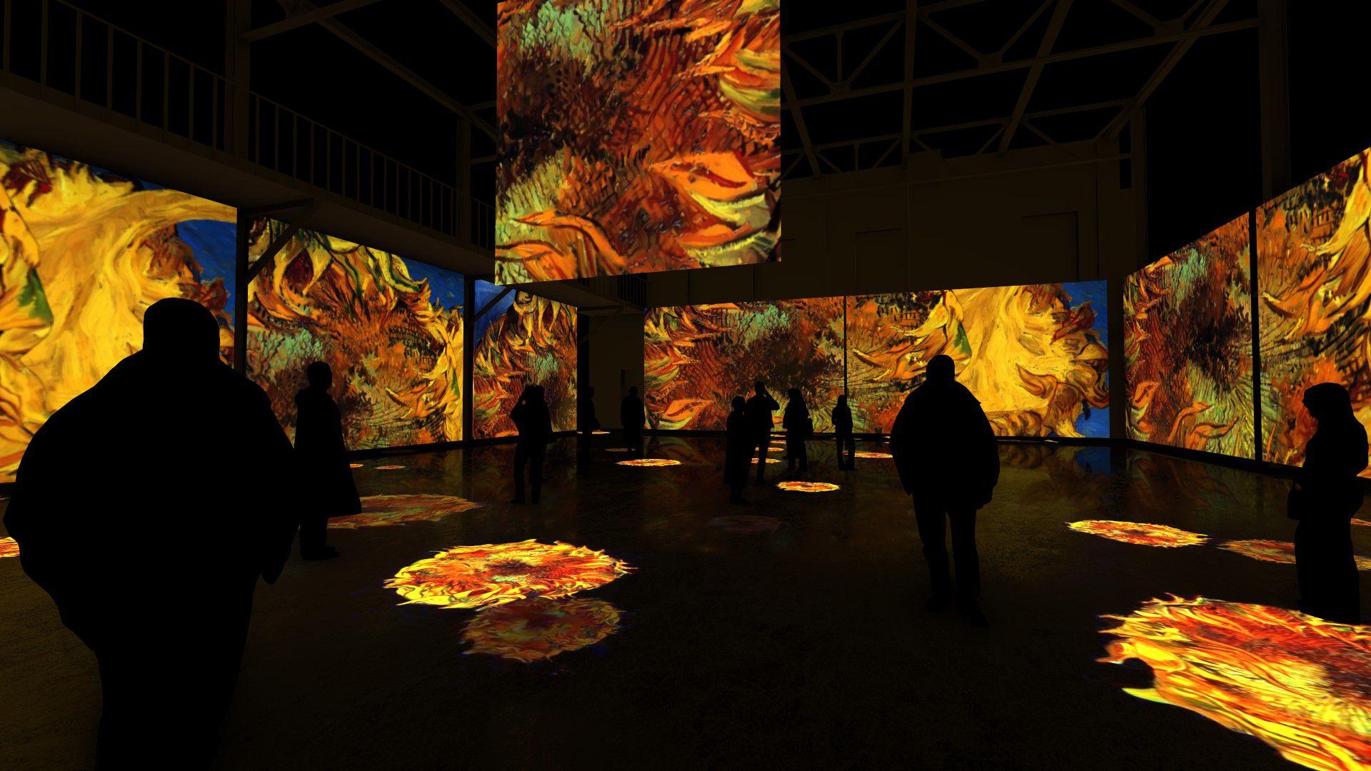 Мультимедийная выставка «Ван Гог. Письма к Тео» фото 2