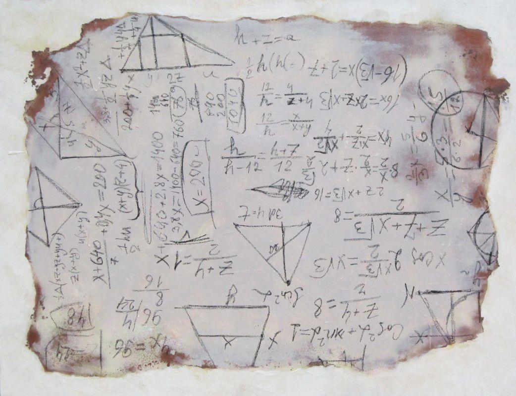 Выставка «Число как образ» фото 1