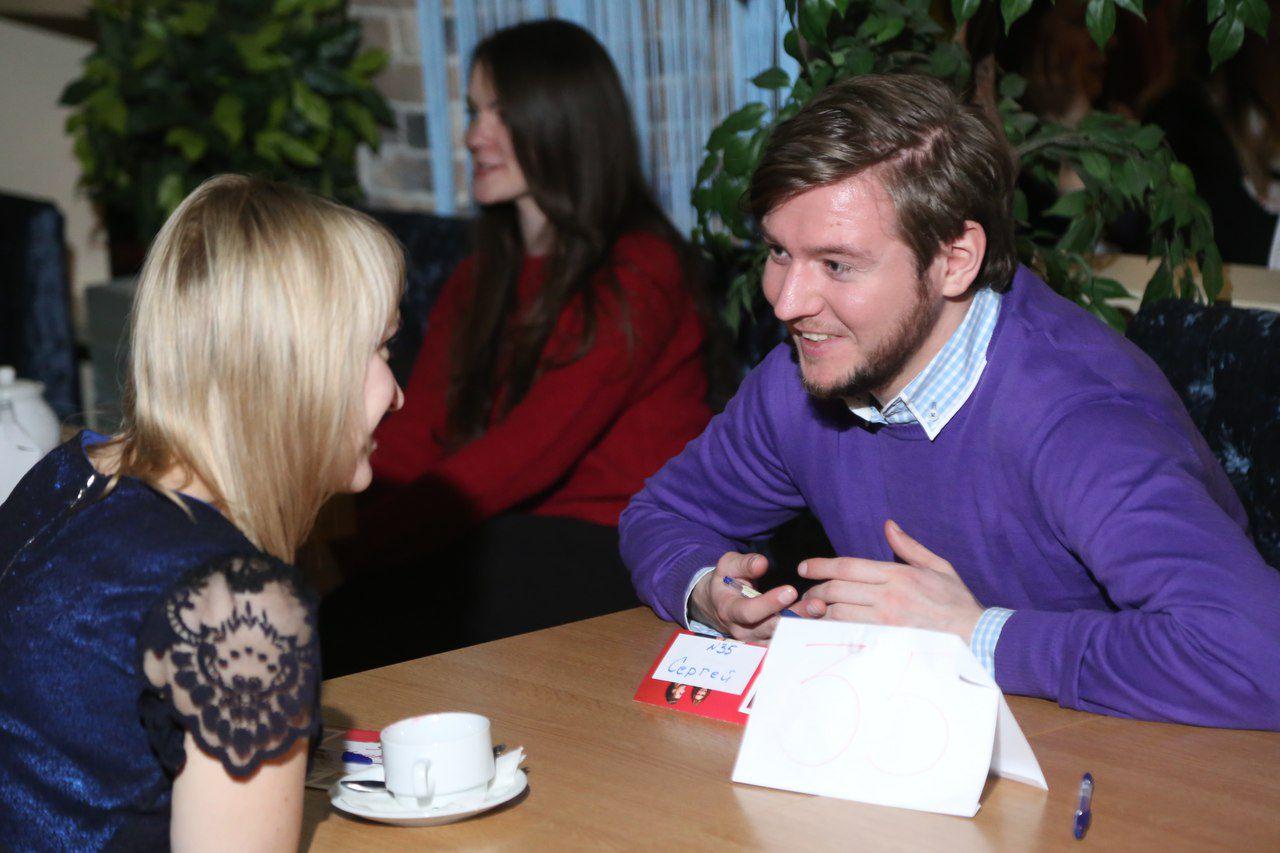 Быстрые свидания (speed dating) от FastLife фото 3