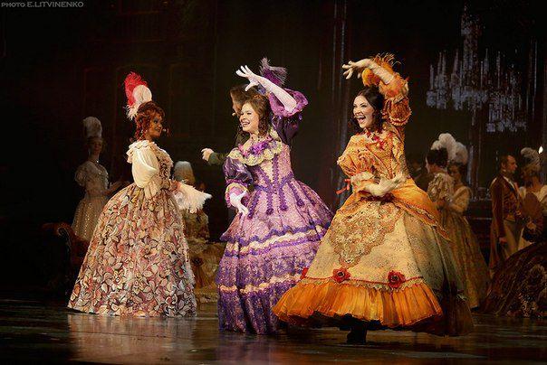 Мюзикл «Джейн Эйр» в Театре «Московская оперетта» фото 6