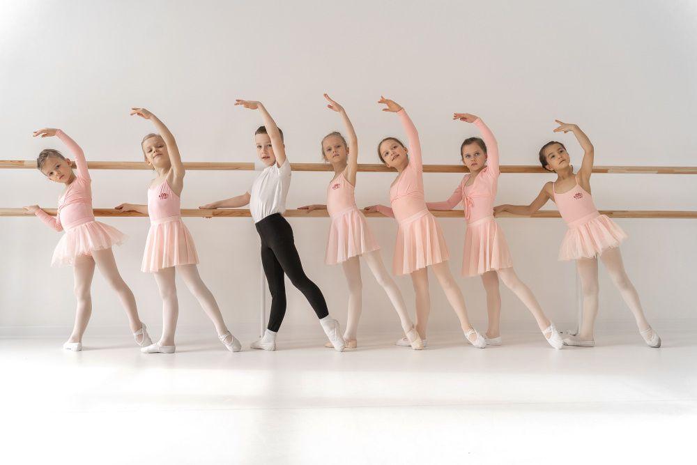 Бесплатный пробный урок в школе «Балет с 2 лет» фото 2