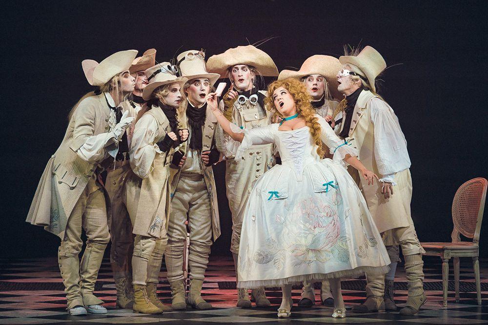 Опера «Севильский цирюльник» в Большом театре фото 5