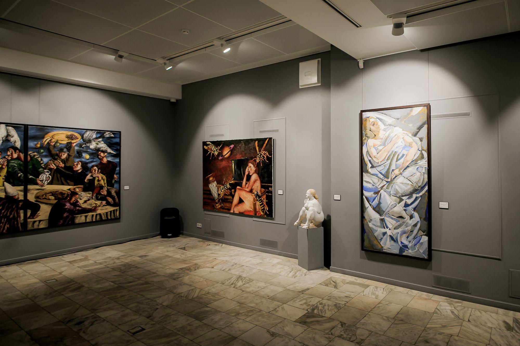 Выставка «Путешествия по снам» фото 2
