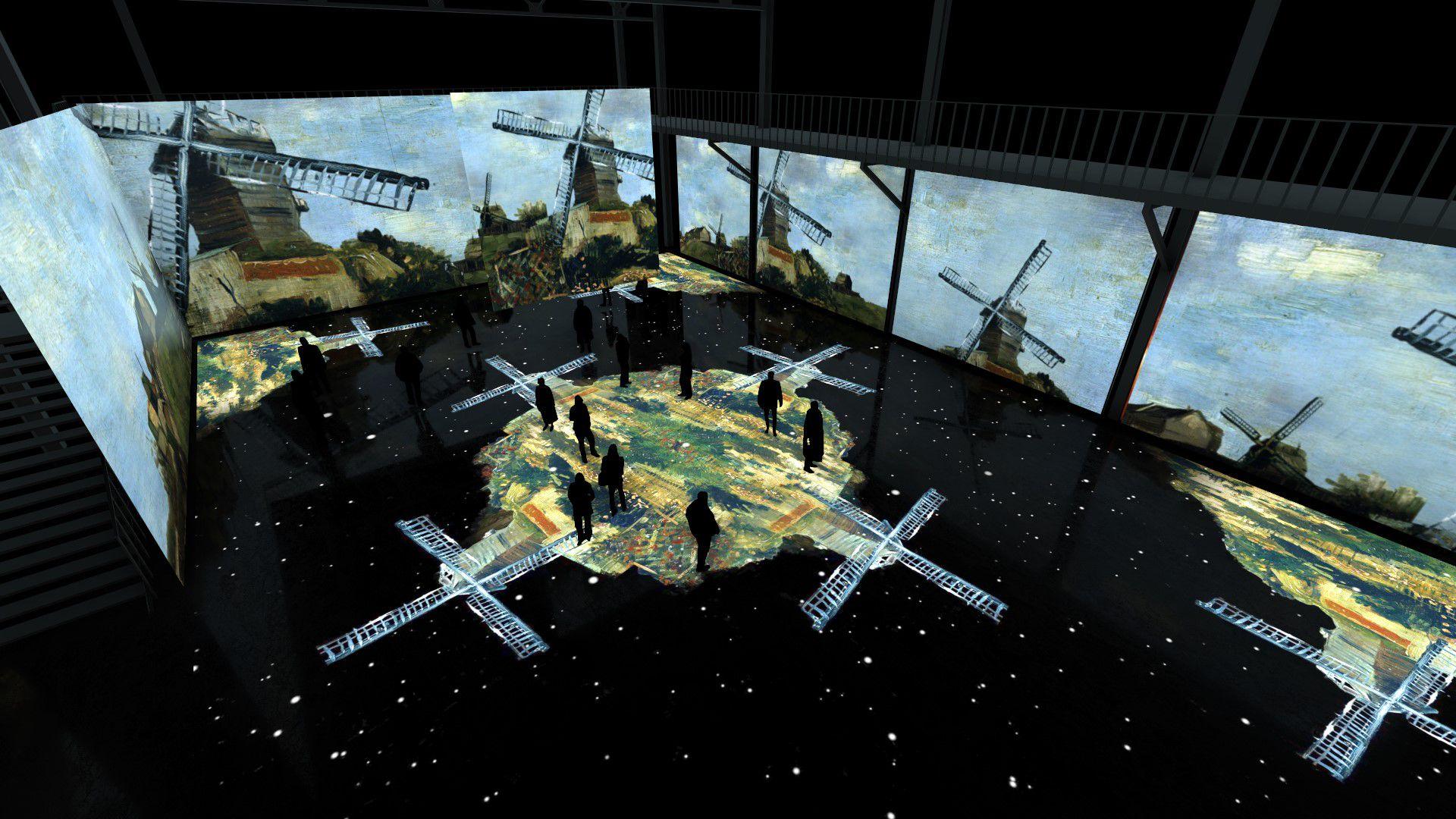 Мультимедийная выставка «Ван Гог. Письма к Тео» фото 1
