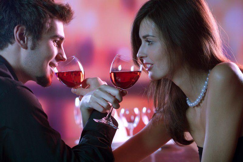 Романтические знакомства в жизни