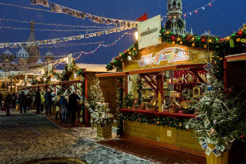 ГУМ-ярмарка на Красной площади фото 4