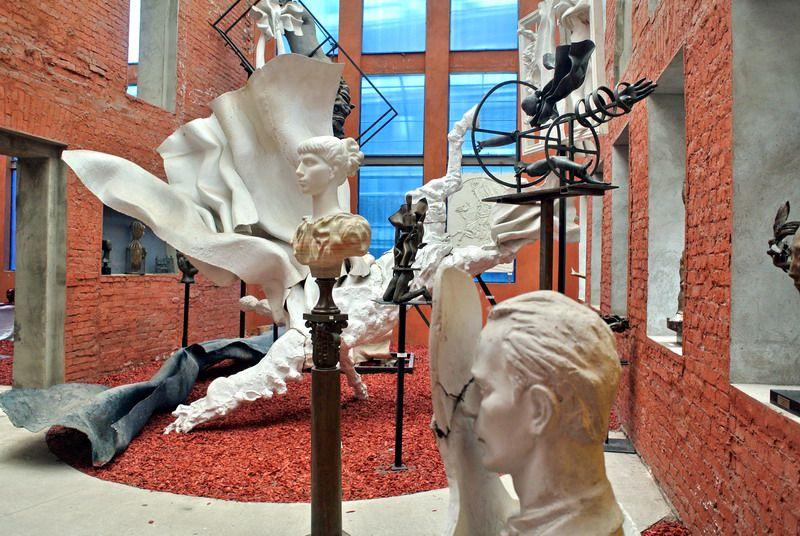Постоянная экспозиция в музее «Дом Бурганова» фото 1