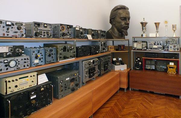 Постоянная экспозиция в Музее радио и радиолюбительства им. Э.Т. Кренкеля фото 2