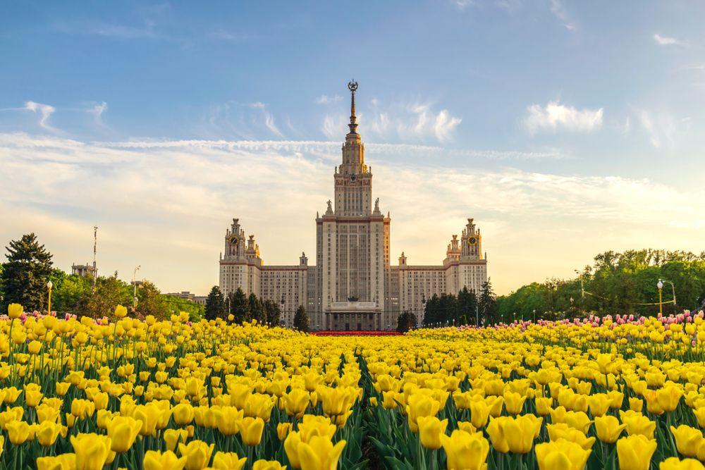 Экскурсия «Легенды и мифы сталинских высоток» фото 2