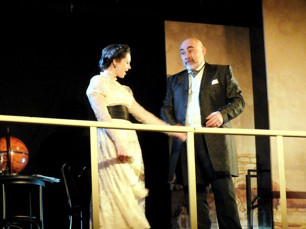 Спектакль «Бешеные деньги» в Театре «Содружество актеров Таганки» фото 2