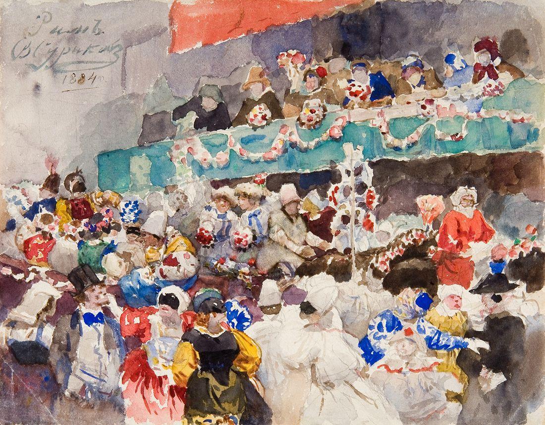 Выставка «Неизвестные передвижники. Рисунок второй половины XIX века»