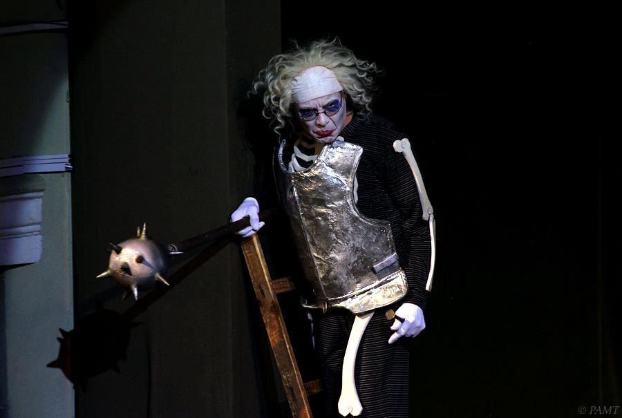 Спектакль «Чисто английское привидение» в РАМТе фото 1