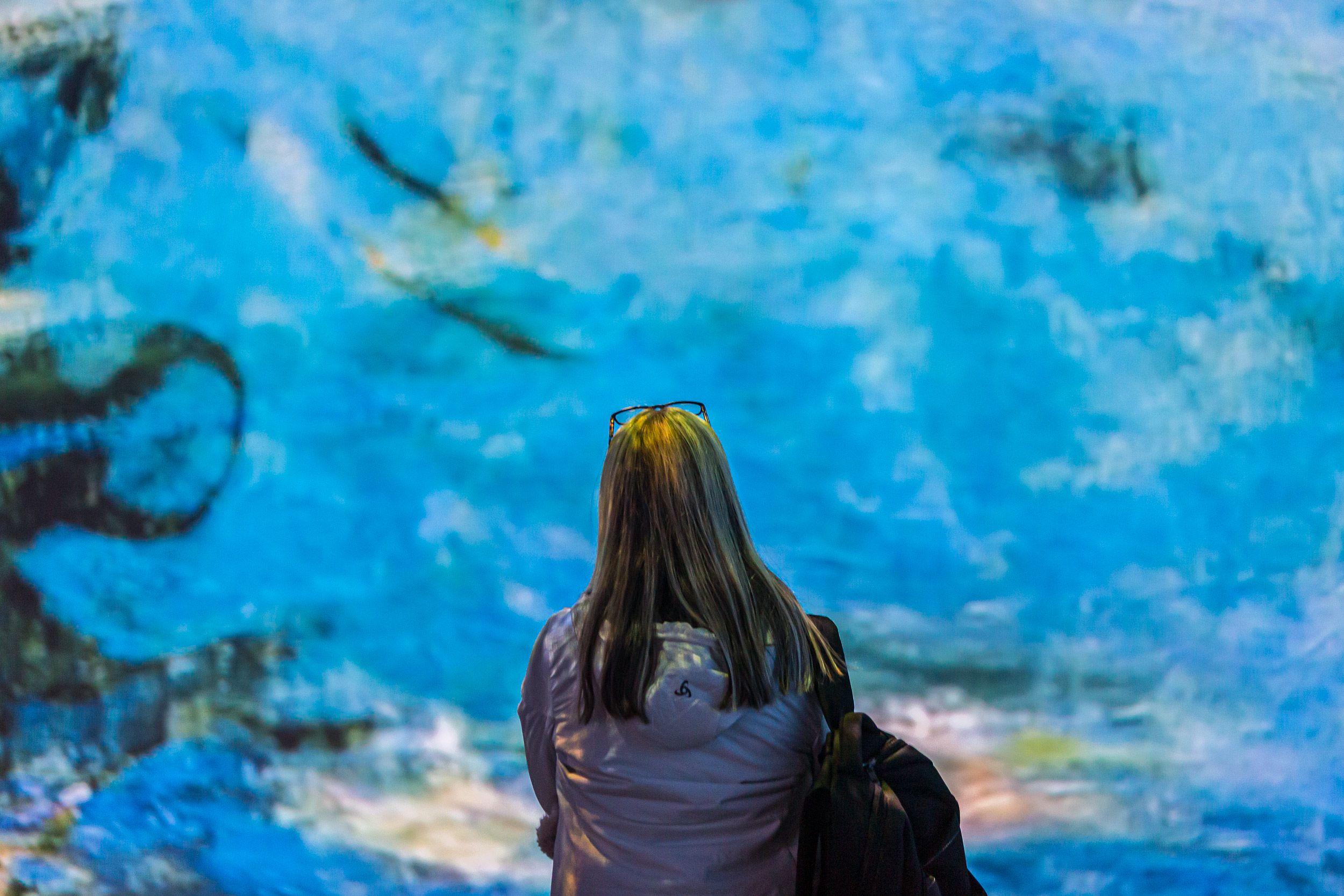 Мультимедийная выставка «Моне — Ван Гог — Кандинский. Революция в искусстве» фото 2