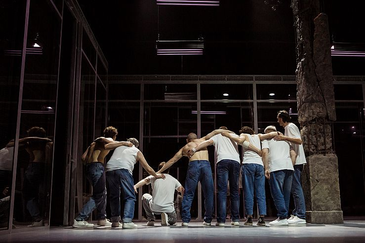 Спектакль «Пролетая над гнездом кукушки» в Театре имени Ермоловой фото 3