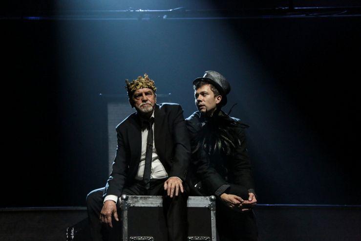 Спектакль «Макбет» в Театре имени М. Н. Ермоловой фото 8