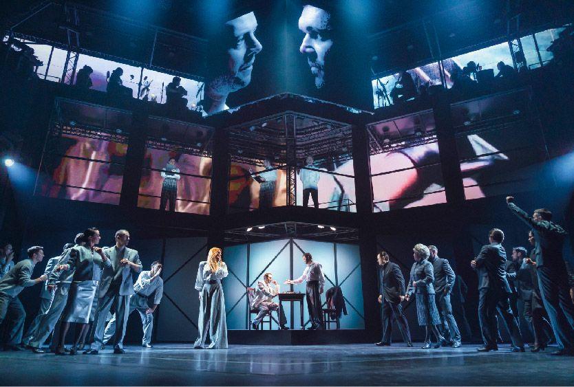 Мюзикл «Шахматы» в Театре МДМ фото 3