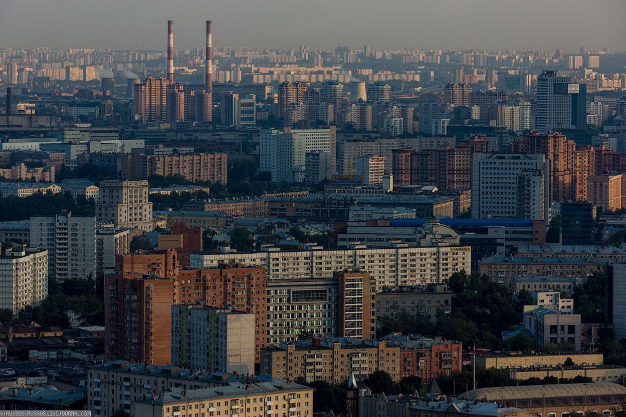 Экскурсия по крышам Москвы: «А из нашего окна Площадь Красная видна» фото 3