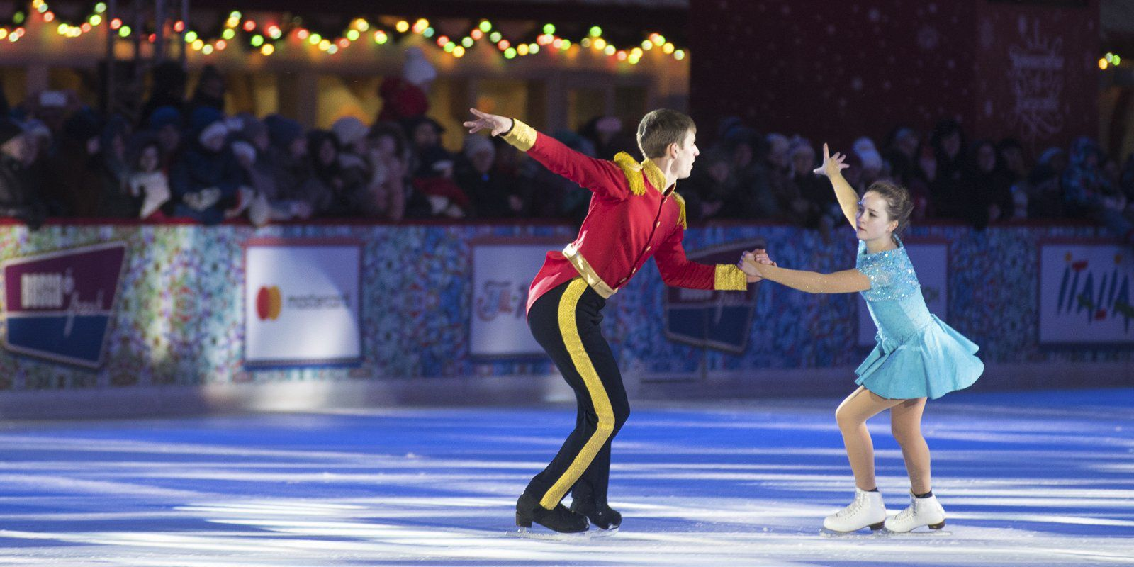 Ледовые спектакли в постановке Евгения Плющенко фото 2