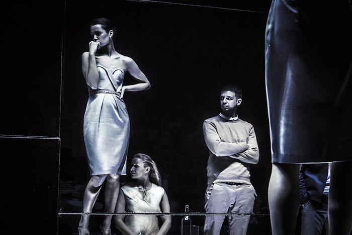Спектакль «Озеро» в «Гоголь-центре» фото 4