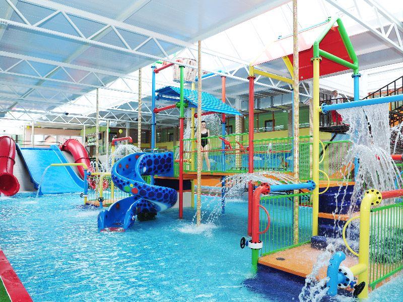 аква-юна аквапарк фото