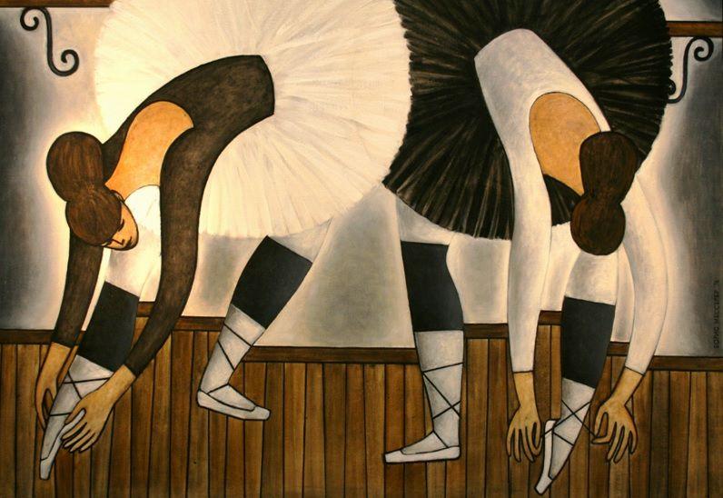 Выставка Бориса Мессерера «Композиции и натюрморты» фото 1