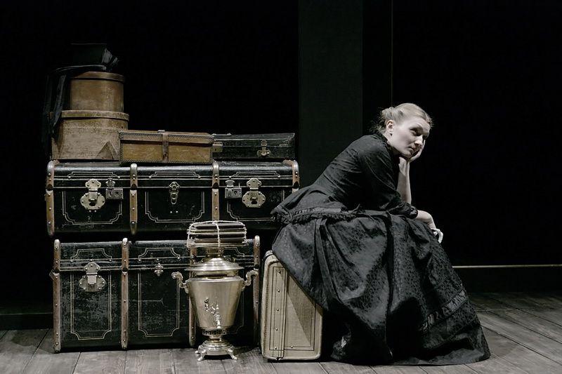 Спектакль «Захудалый род» в Студии театрального искусства фото 1