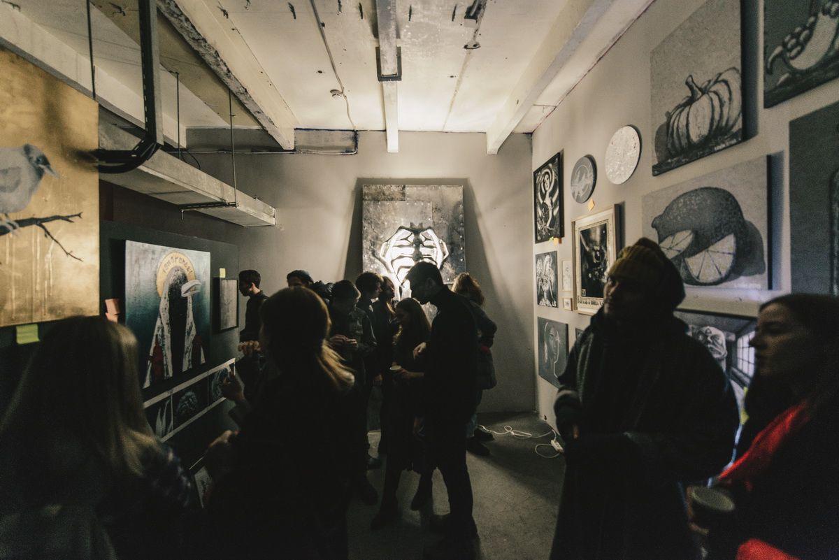 Выставка «АРТ НА ВСЁ» фото 6