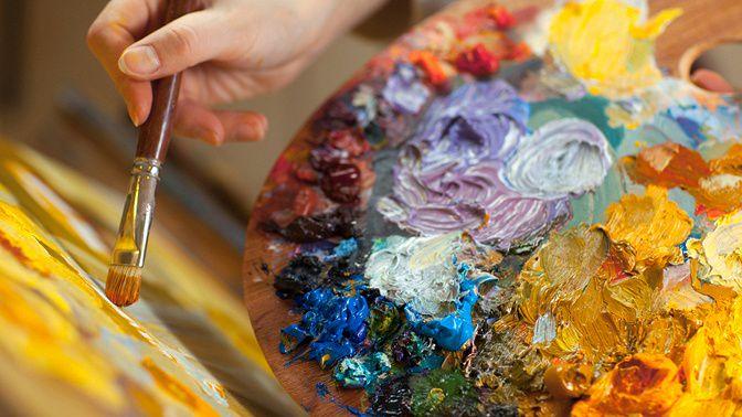 Скидка до 75% на мастер-класс по рисованию в художественной студии «Август-Арт» фото 1