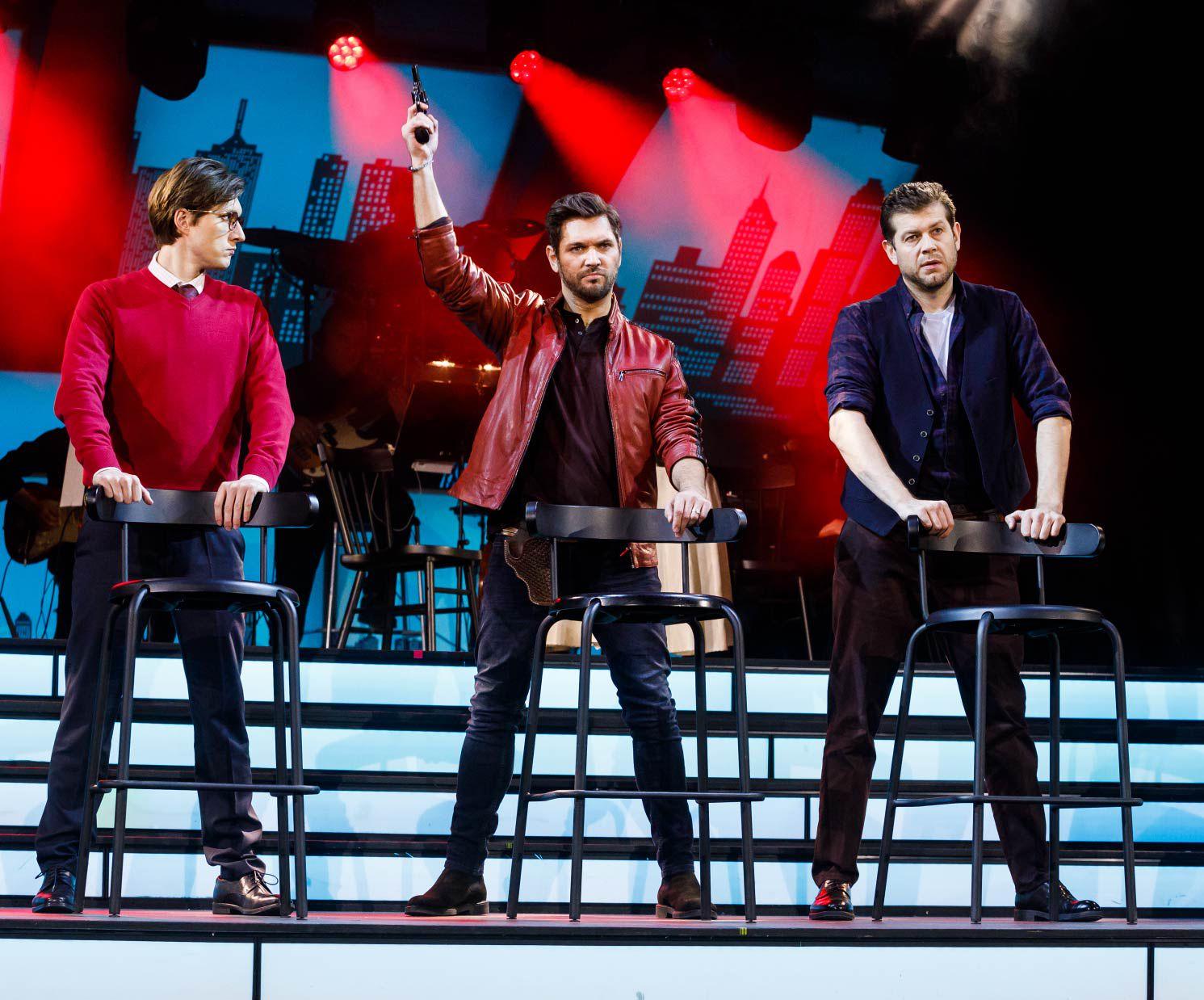 Мюзикл за столиками «День влюблённых» в Театре МДМ фото 6