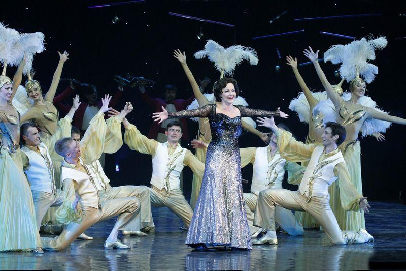 Спектакль «Grand канкан» в Театре «Московская оперетта» фото 6