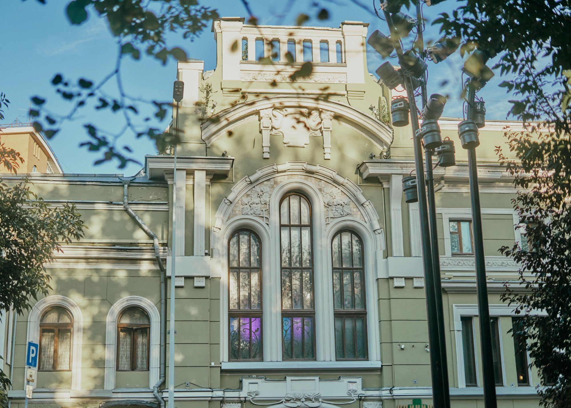 Экскурсия-прогулка «Великий мастер русского модерна» фото 1