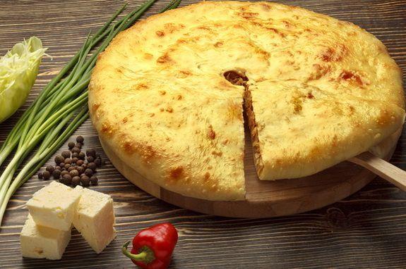 Ароматные осетинские пироги или пицца с доставкой от сети пекарен Ossetian Pie со скидкой до 70% фото 1
