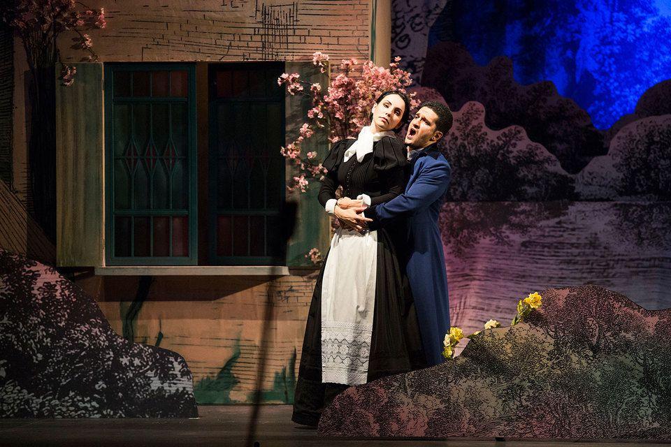 Опера «Фауст» в Театре «Новая опера» фото 1