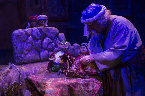 Спектакль «Али-Баба и сорок разбойников» в Театре кукол им. С. В. Образцова фото 4