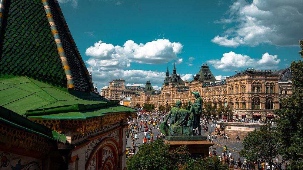 Экскурсия «Москва с итальянским акцентом» фото 2