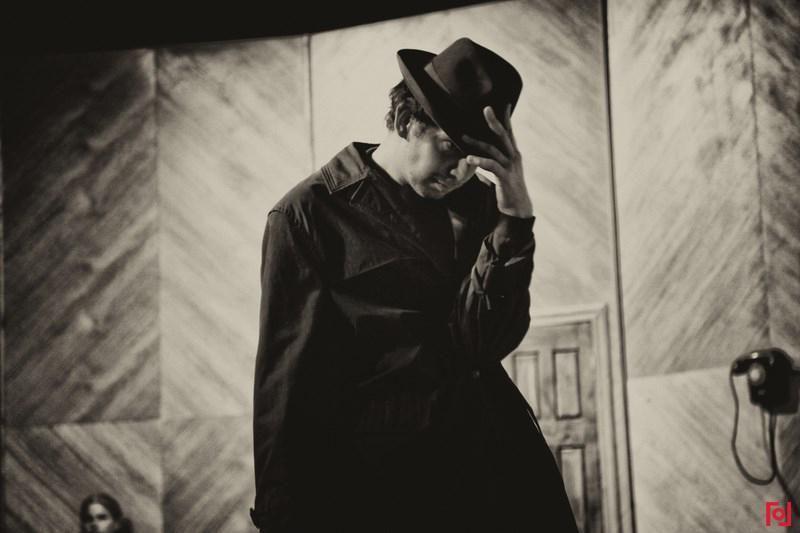 Спектакль «Девять» в «Гоголь-центре» фото 8