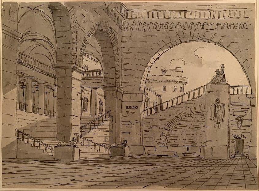 Выставка «Графика XVIII века» фото 2