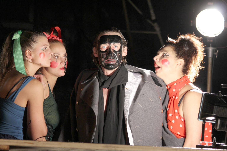 Спектакль «Отелло» в Театре «Сатирикон» фото 6