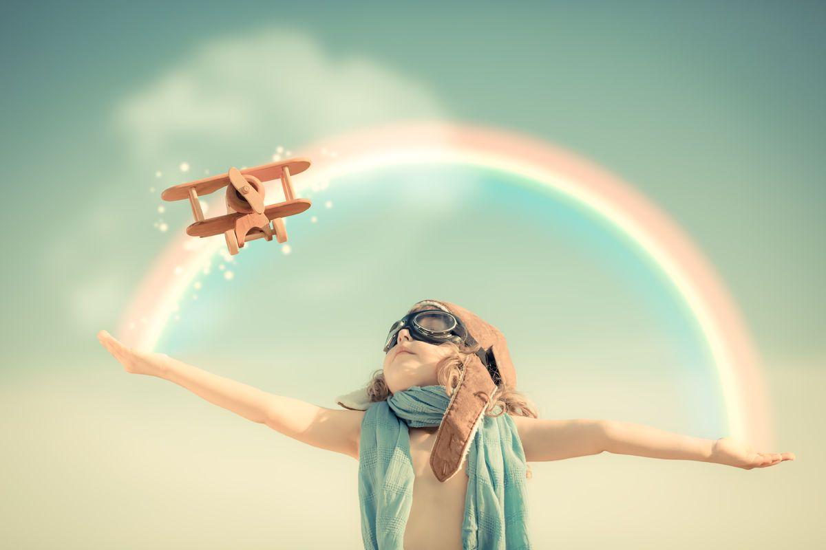 Руки вверх за своею мечтою полечу