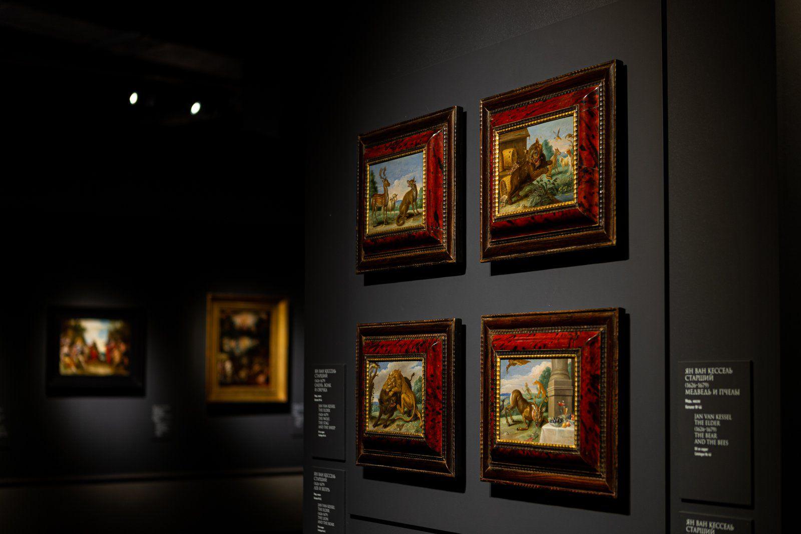 Выставка «Младшие Брейгели и их эпоха»
